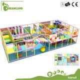 遊園地装置の子供のおもちゃの屋内運動場、商業子供の運動場装置