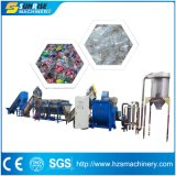 Película do PE que recicl a linha de produção de secagem de lavagem