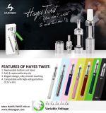 Se dobla la bobina Cartomizer del nuevo Hayes kit patentado de Hangsen