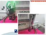 Wonyo大きく大きく長い領域の刺繍機械