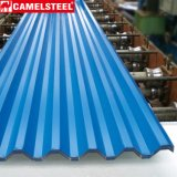 El metal del Galvalume del material de construcción colorea el material para techos
