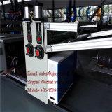 WPC PVC 거품 널 기계 플라스틱 장 기계 PVC WPC Fr를 만들기 난입한 기계 PVC에게 자유로운 거품에 플라스틱 기계장치 PVC 거품 널 기계 PVC 거품 널