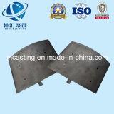 Fodera Semi-Autogena del laminatoio/pezzo fuso d'acciaio della fodera laminatoio di sfera/fodera delle coperture