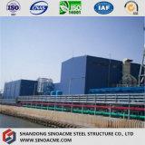 Gruppo di lavoro principale della struttura del blocco per grafici d'acciaio per la centrale elettrica