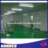 Cleanroom чистой комнаты цены по прейскуранту завода-изготовителя фармацевтический подгонянный модульный