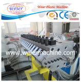 Marmeren Blad dat van pvc van de Steen van pvc het UV Decoratieve Plastic Machine maakt