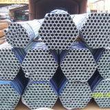 Слабым гальванизированные углеродом трубы ERW стальные