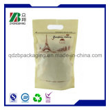 Levar in piedi in su i sacchetti a chiusura lampo dell'imballaggio per l'imballaggio del tè nero