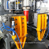 Het hydraulische Holle Plastic Afgietsel die van de Slag van de Fles Machine maken