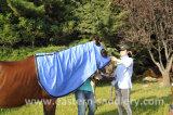 100% jogo da mostra do algodão, folha do verão do algodão, tapete do cavalo (NEW-10)