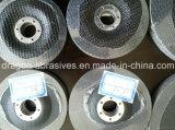 Garniture abrasive - disque de support de fibres de verre
