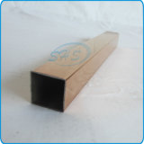 Tubi quadrati saldati dell'acciaio inossidabile per i portelli
