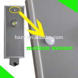 Luz solar solar del jardín de las luces 10W LED del jardín de aluminio