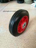 Roda plástica do sólido da borda da alta qualidade