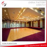 Mejor Dance Floor al aire libre de madera portable profesional (DF-40)