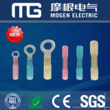 2017 Morgan Hot Selling RV Sv 5-6 Isolado Tin Plated Copper Full Wire Range Cabo Conector de terminais de fio com Ce RoHS UL