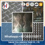 Buoni piatto Checkered dell'acciaio inossidabile di prezzi AISI304 316L 430 201
