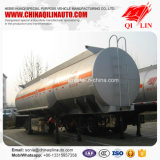 du camion-citerne 36cbm remorque semi pour la charge d'hydroxyde d'ammonium