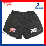 Desgaste Running dos Shorts do basculador de Customated do Sublimation dos homens