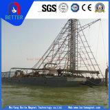 Земснаряд всасывания резца песка изготовления Китая гидровлический для чистки порта/воды
