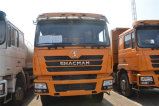 Proveedor chino Shacman 6X4 Heavy Duty Camión Volquete