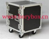 O motor de alumínio encaixota a caixa de alumínio do vôo dos casos do vôo do motor