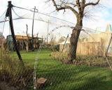 Aviary-Ineinander greifen - Edelstahl-Seil-Ineinander greifen-Haus der Vögel