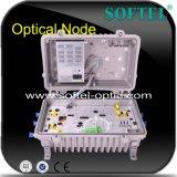 Ao ar livre Usando CATV Network 4 Way Optic Receiver
