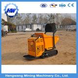 Carregador pequeno da roda da máquina 2ton da construção com BV