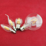 Alto brilho E12 E14 E26 E27 B22 Filament LED Lighting (A60 G45)