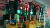 Высокое качество Китай Сделано солнечных батареях Mobile LED Traffic Light