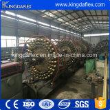 Hochdruckqualität Multispiral hydraulischer Schlauch En856 4sp