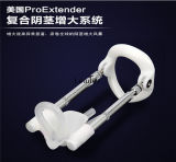 De mannelijke Penis Ehancement van de Band van het Silicone van de Vergroting van de Penis PRO