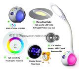FM/USB를 가진 다기능 접촉 센서 접촉 센서 LED 테이블 램프