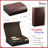 Cartone Fashion Designs Wine Box con Accessories (5638)