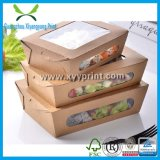 Preço ondulado de empacotamento da caixa da caixa plástica Frozen do alimento