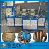 Tubo profesional del papel del diseño que hace la maquinaria con el control de Pcl