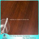 Merbauの繊維によって編まれる重いタケフロアーリングはシステムを屋内クリックする