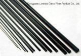 Fibra resistente a la corrosión y de alta resistencia Rod, carbón Rod del carbón