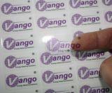 Etiqueta engomada adhesiva de la forma del imán del refrigerador para el regalo de la promoción