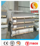 Лист/плита отделки зеркала нержавеющей стали