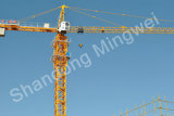 Aufbau-Maschinerie-Turmkran (QTZ50-4810) - mit Kranbalken-Länge: 48m/Max. Eingabe: Eingabe 4t/Tipp: 1.0t