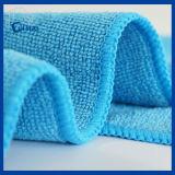 Tovagliolo di lavoro a maglia dell'involucro di Microfiber di colore solido (QHM778594)