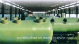 FRPの腐敗性タンク工場(DN2000mm)