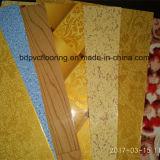 plancher de PVC de support de feutre de la largeur 1.2mm de 3m