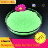 20 - 20 - 20 NPK Blue Powder Water Soluble Fertilizer for Irrigation