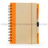 Cahier populaire de papier de métier avec le crayon lecteur pour la consommation quotidienne (SNB119)