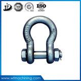 OEM/Custom bearbeitetes Metall/Eisen/Stahlschmiede/geschmiedetes/Schmieden-Teil mit maschinell bearbeitenservice