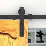 黒い引き戸のハードウェアの納屋の大戸のハードウェアLsSdu 004