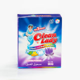 Pó de lavagem do detergente de lavanderia com Effictive elevado